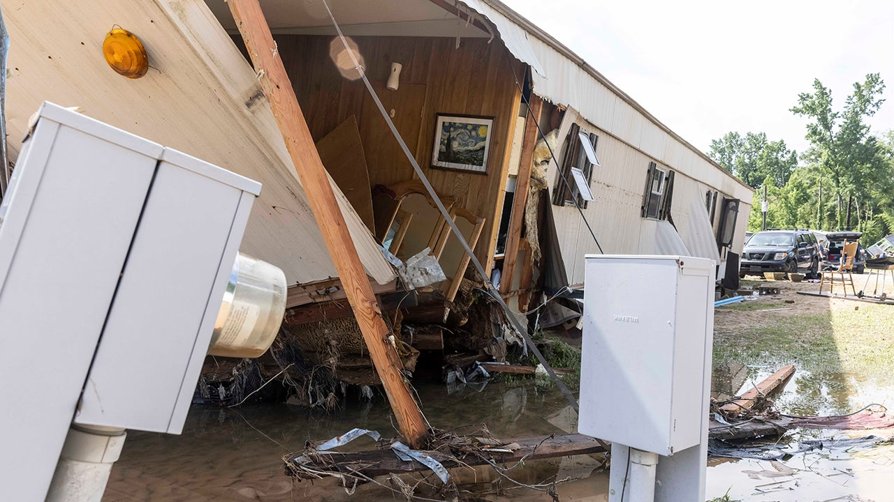 Tropical Storm Claudette Blamed in 13 Deaths in Alabama