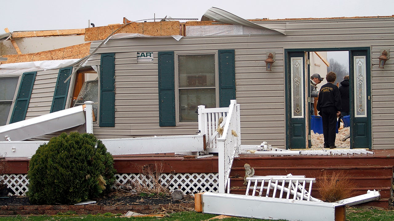 Storms Leave Damage in Ohio, Pennsylvania and Delaware After