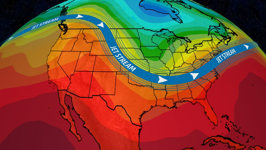 Pattern Change This Week to Keep East Relatively Cool as a ...