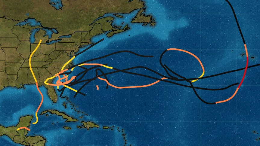 Andrea Kicks Off Hurricane Season Early for the Fifth Consecutive Year