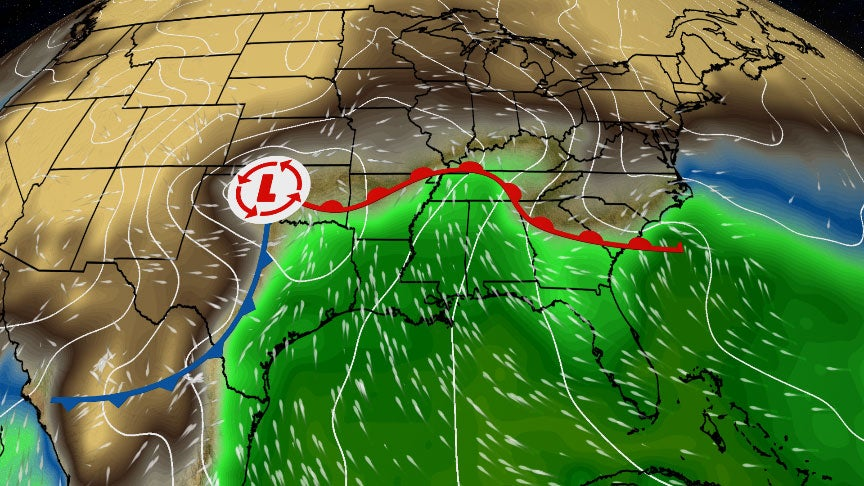 Significant Flooding Expected Friday, Then Most Widespread Severe Weather Threat Saturday in the South, Ohio Valley