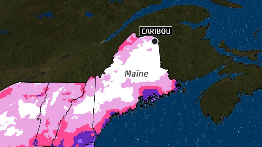 caribou  maine  one of america u2019s snowiest places  comes up