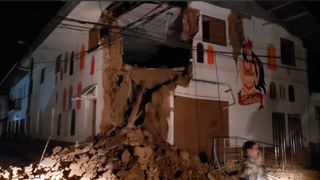 peru earthquake - photo #4