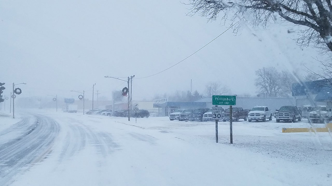 Four Dead After Winter Storm Eboni Creates Treacherous Travel