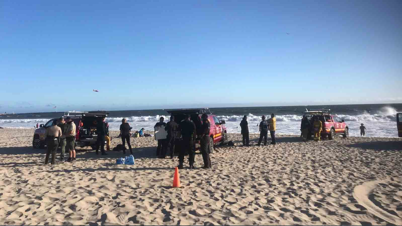 Body of Pro Wrestler Swept Out to Sea at Los Angeles Beach Found