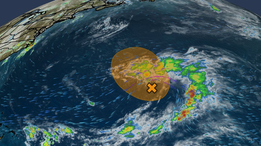 Will A Third Tropical System Develop Before Atlantic Hurricane Season Officially Starts? | The Weather Channel