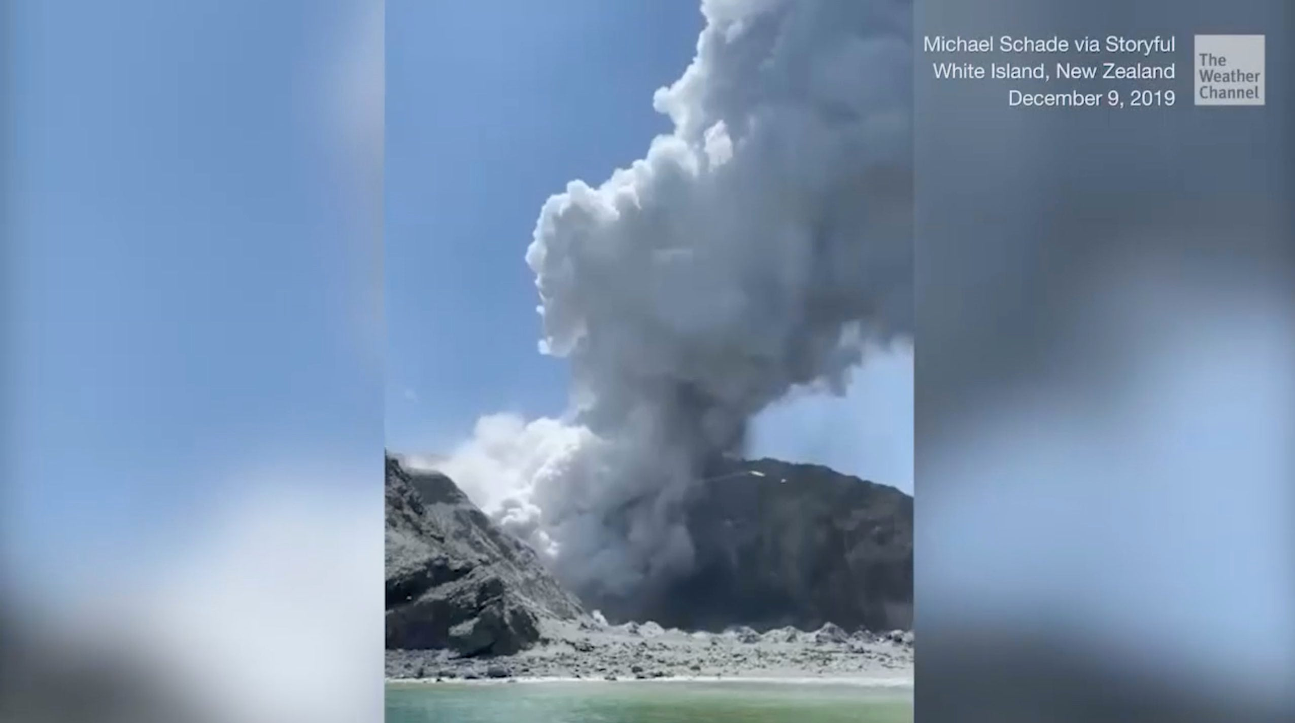 The blast at a popular tourist spot caused several injuries.