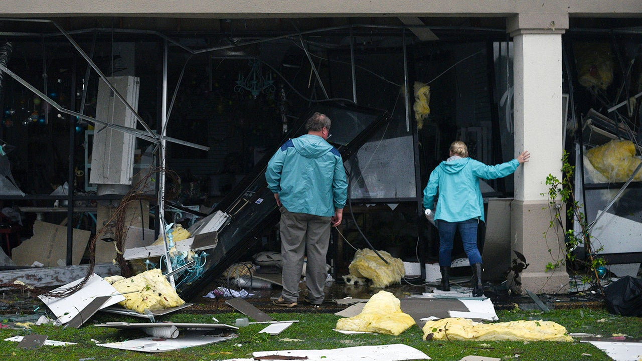 'Large and Dangerous' Tornadoes Hit South; At Least 5 People Killed; Dozens Injured; Homes Destroyed