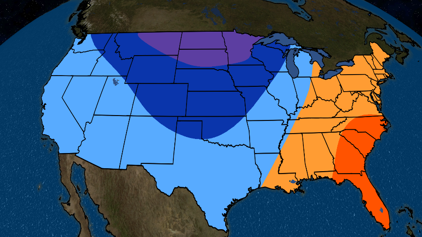 Usa National Forecast Weather Com