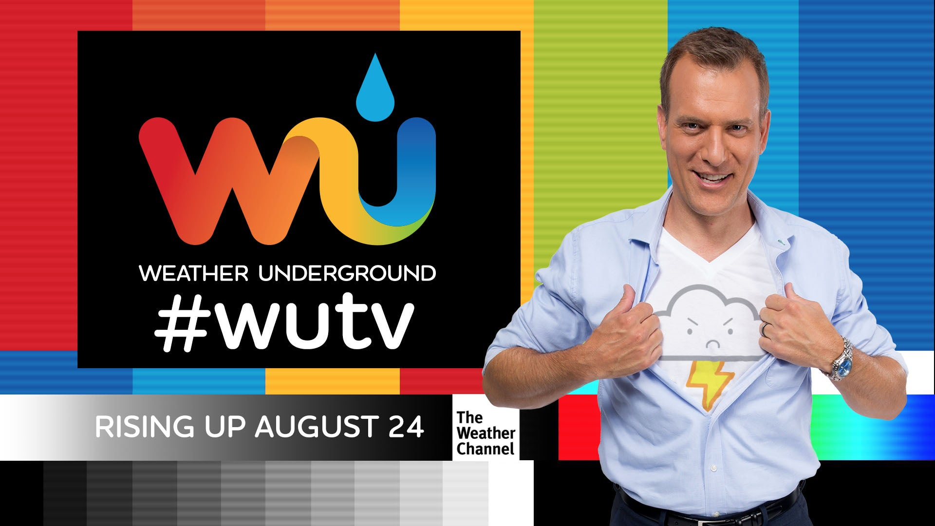 Weather Underground Takes Over The Weather Channel in New