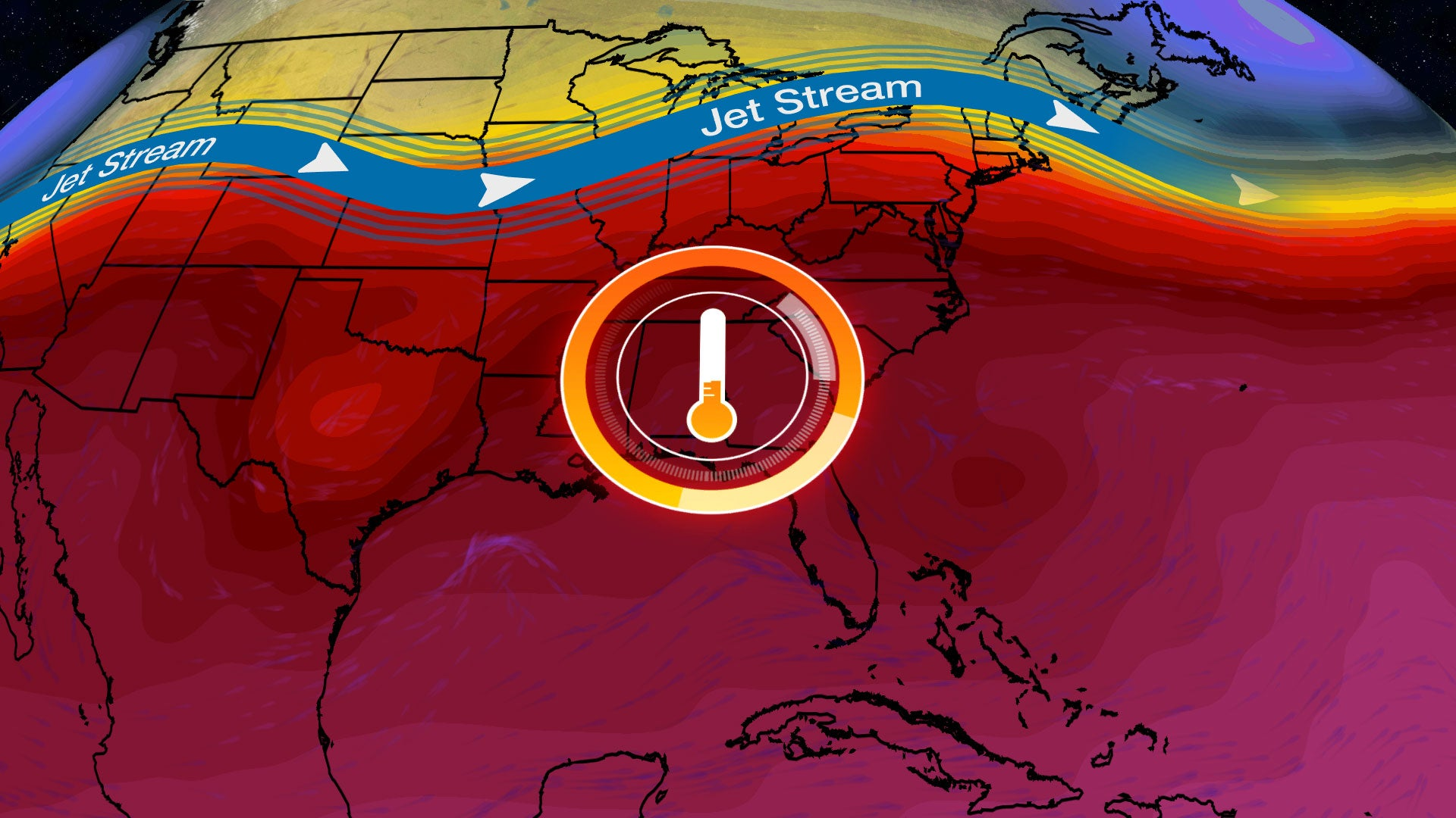 Warmup This Week in Midwest, South and East Could Last a While