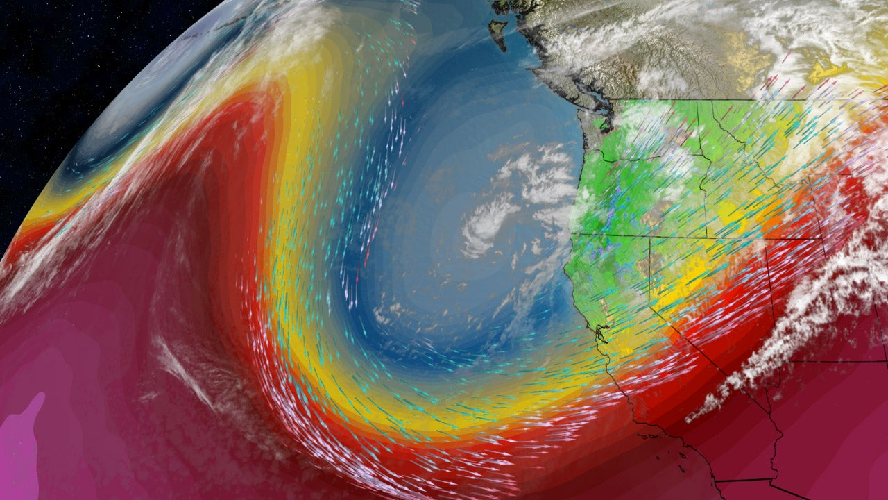 Marchlike Storm Could Be Last of the Season to Bring Needed Rain, Sierra Snow to California