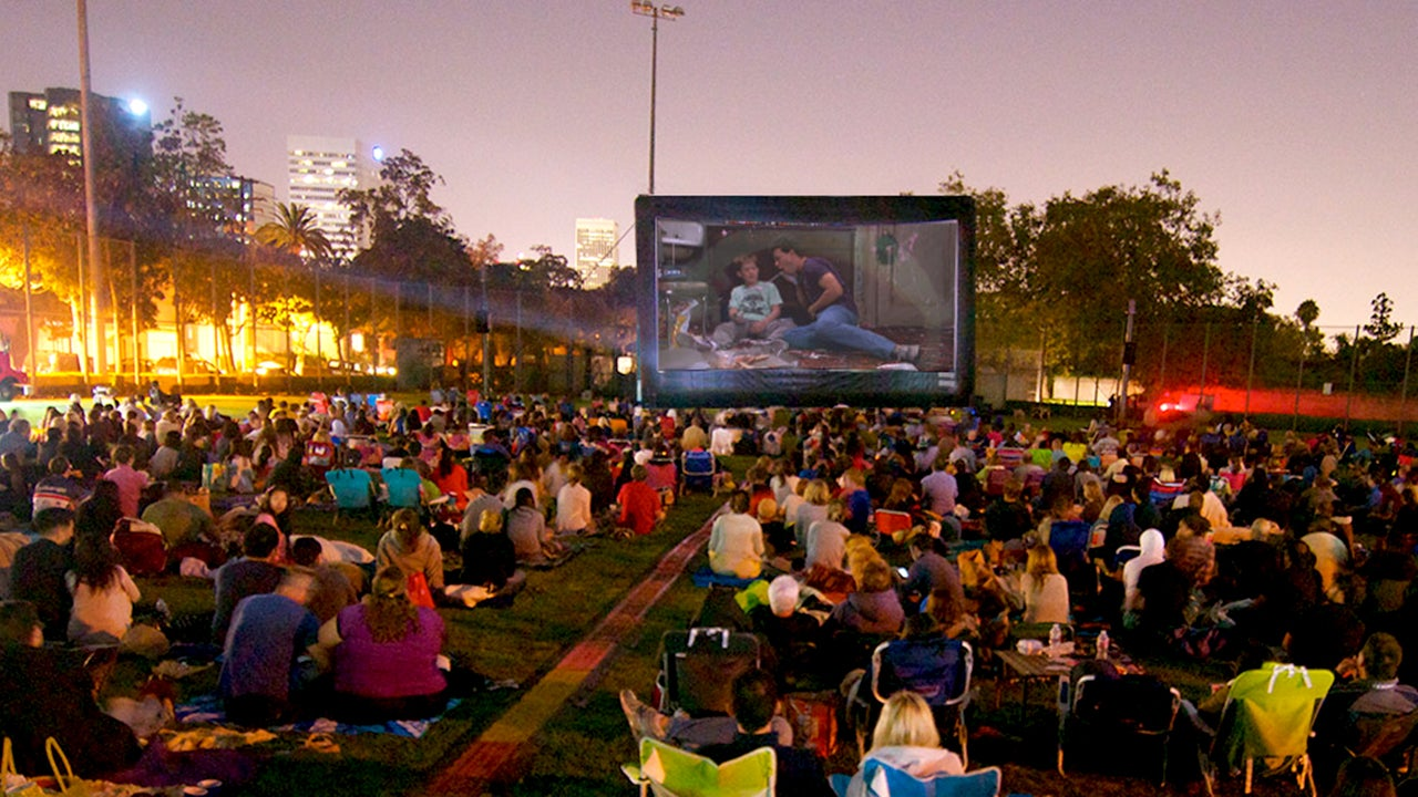 Movies Under the Stars: America's Breathtaking Outdoor Theaters