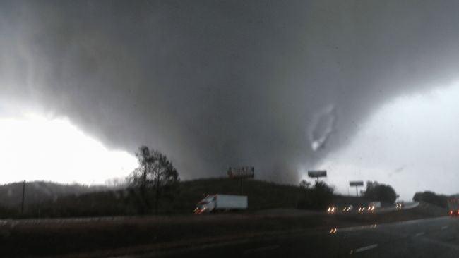 warnings issued well ahead of adairsville tornado