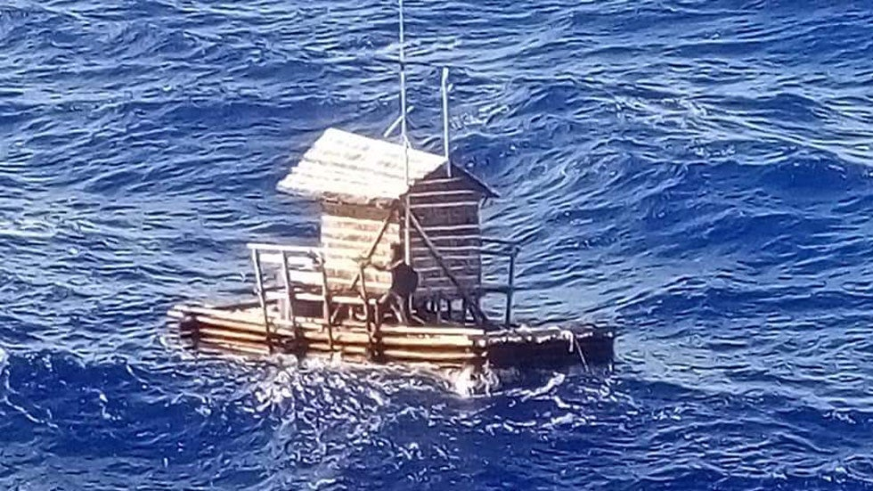 Indonesian Teen Survives 49 Days at Sea After Fishing Hut Floats 1,500 Miles Away
