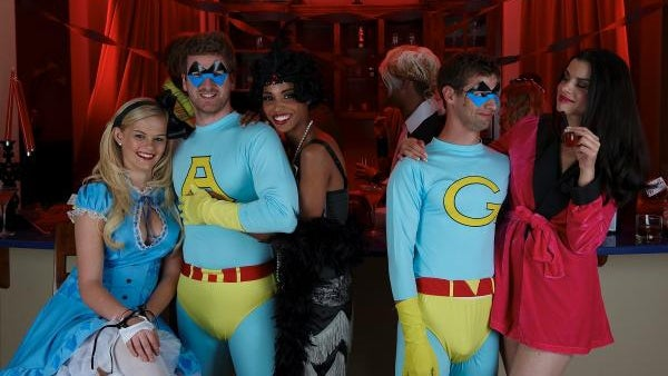 Halloween 2012 Trend:  Adult Superhero Costumes