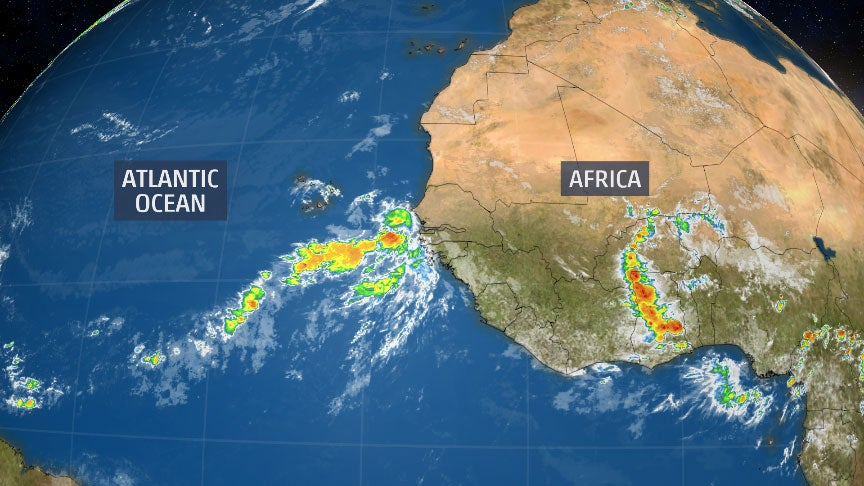 Africa's Role in the Atlantic Hurricane Season