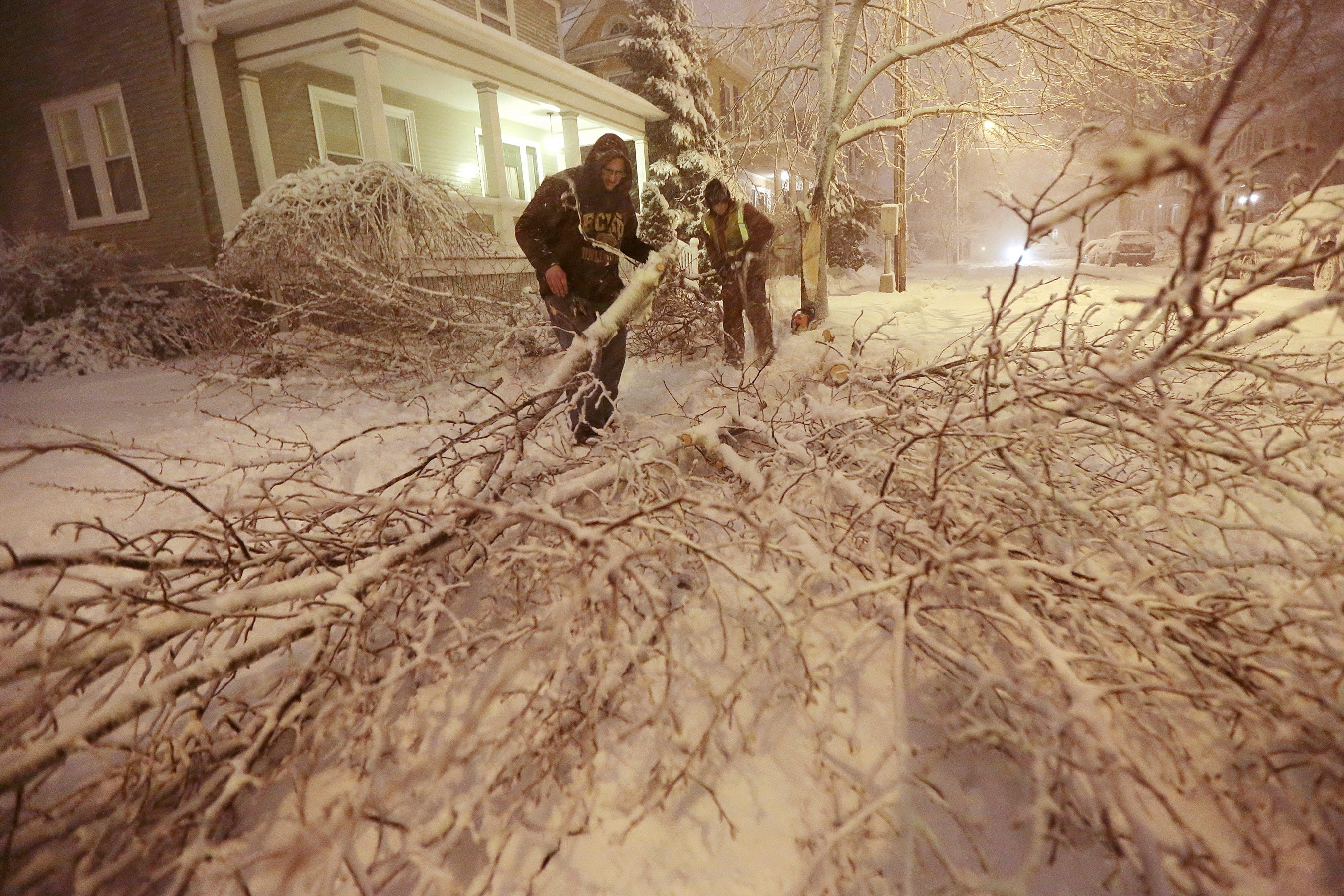 Winter Storm Nemo: Snow, Wind, Coastal Flood Reports