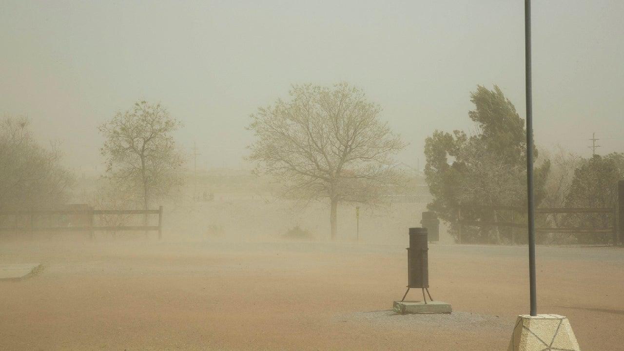 'Flash Drought' Phenomenon Hits New Mexico