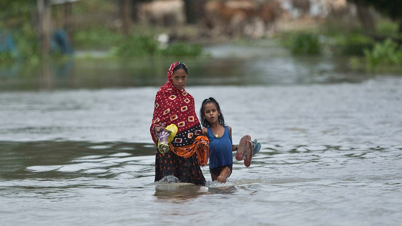 floods in india and its control essay India, being a peninsular country and surrounded by the arabian sea, indian ocean and the bay of bengal, is quite prone to flood as per the geological survey of india (gsi), the major flood prone areas of india cover almost 125% area of the country.