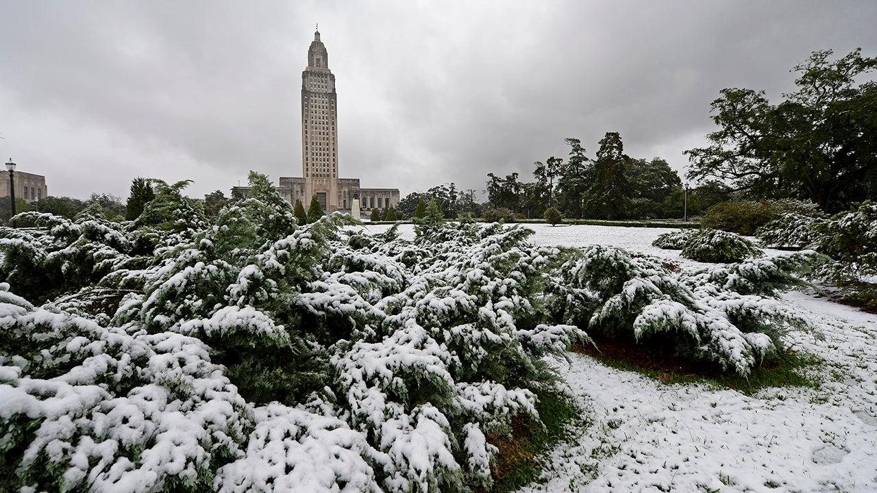 winter storm benji recap  record