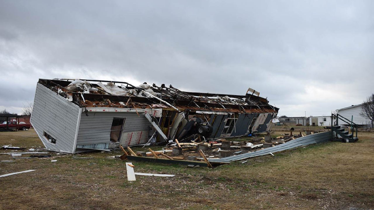 Without Warning, North Texas Hit by 3 Damaging EF0 Tornadoes