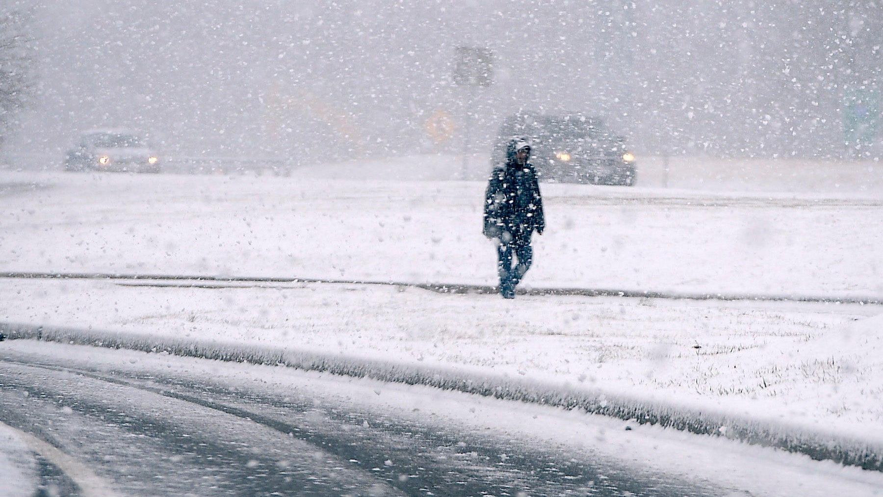is climate change making winter weather worse  new study