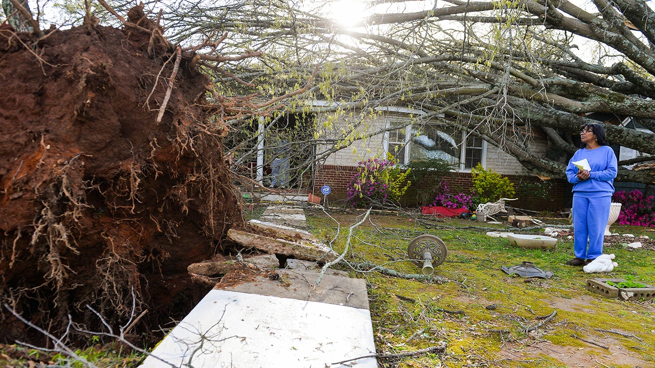 Tornadoes and Severe Weather Strike in South, Midwest, Killing One (PHOTOS)