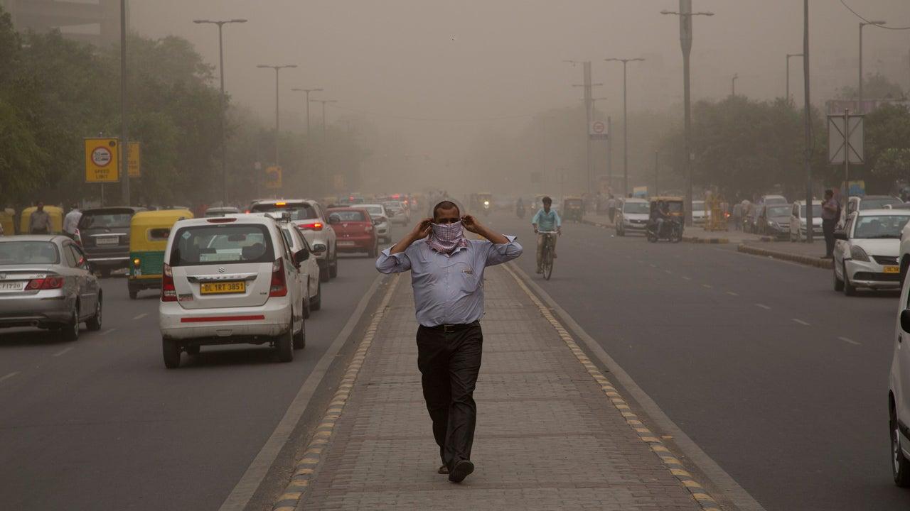 Rain, Dust Storm Kill at Least 90, Injure 160 in UP, Rajasthan