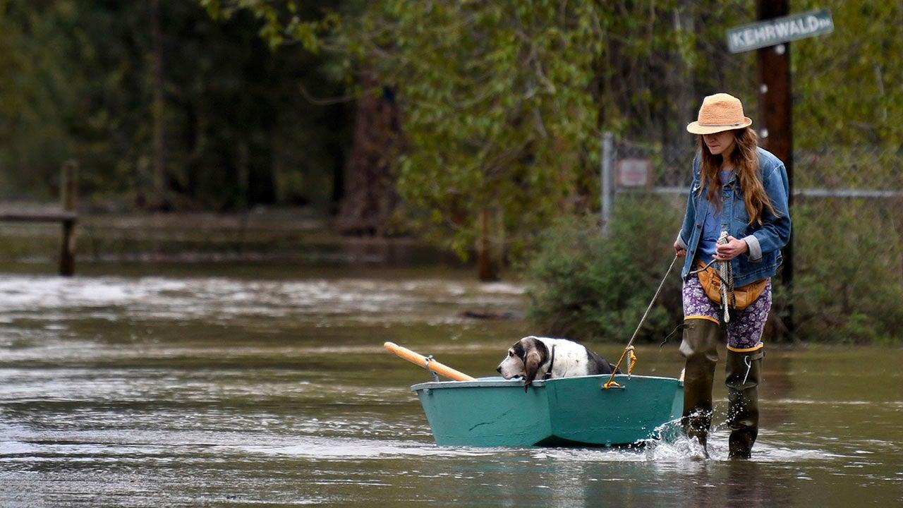 Montana Flooding Sparks Evacuations (PHOTOS)