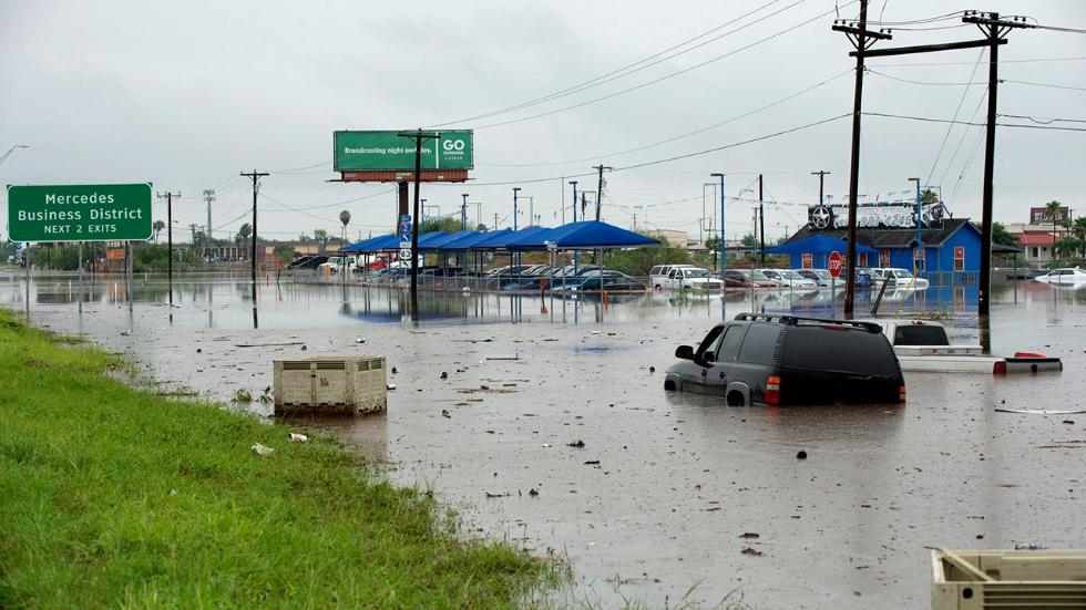 More Flooding Possible in South Texas Before Dry Conditions Return Friday