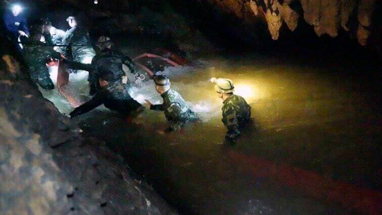 Thai Cave Rescue Could Be Complicated by Flooding, Officials Say