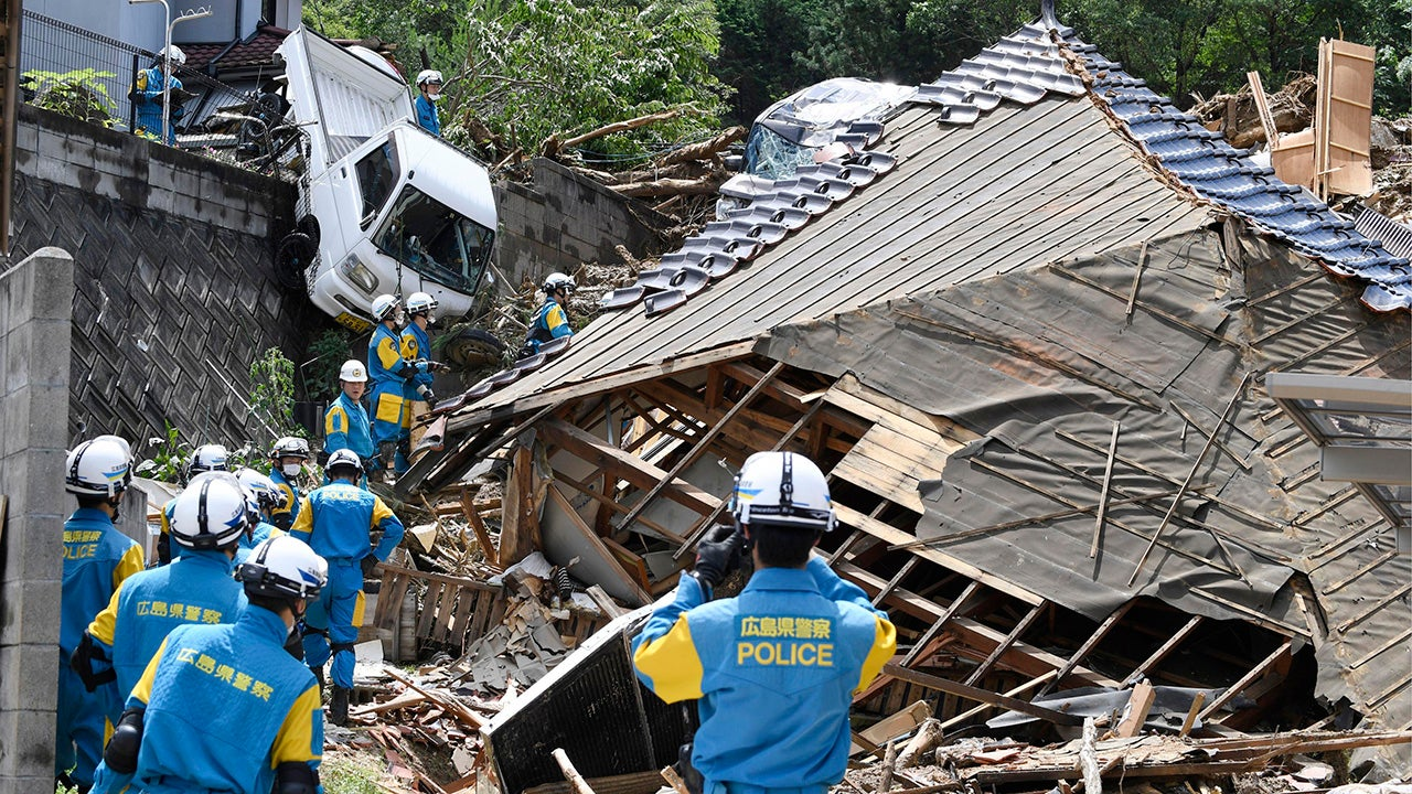 More Than 150 Killed by Flooding, Mudslides in Japan (PHOTOS)