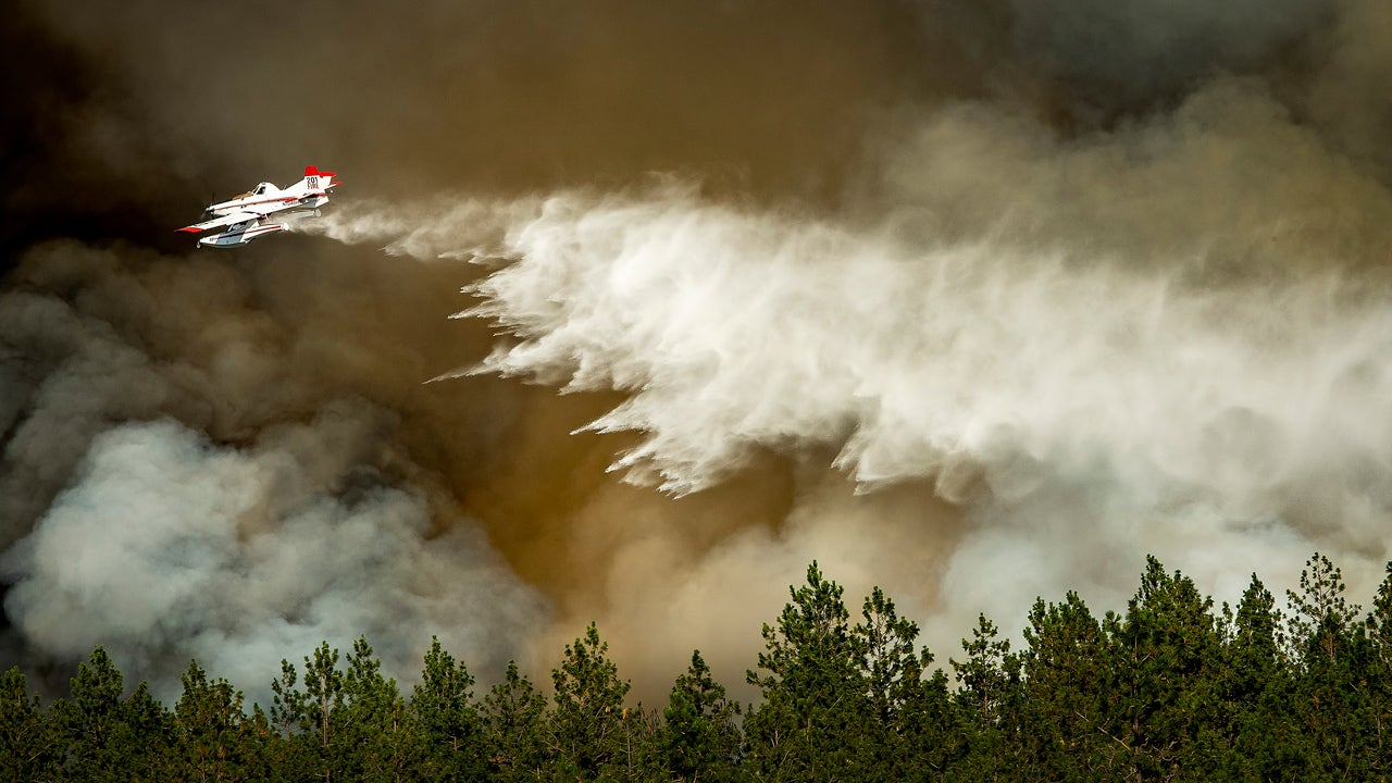 Oregon Gov Declares Emergency As Deadly Western Fires Continue to Rage