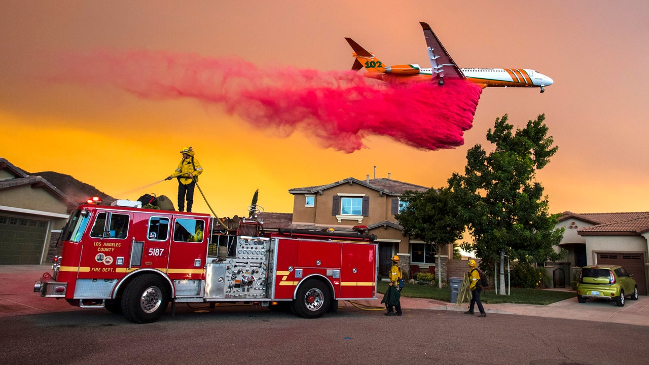 State of Emergency Declared for Southern California's Holy Fire; Infernos Grow in Northern California | The Weather Channel