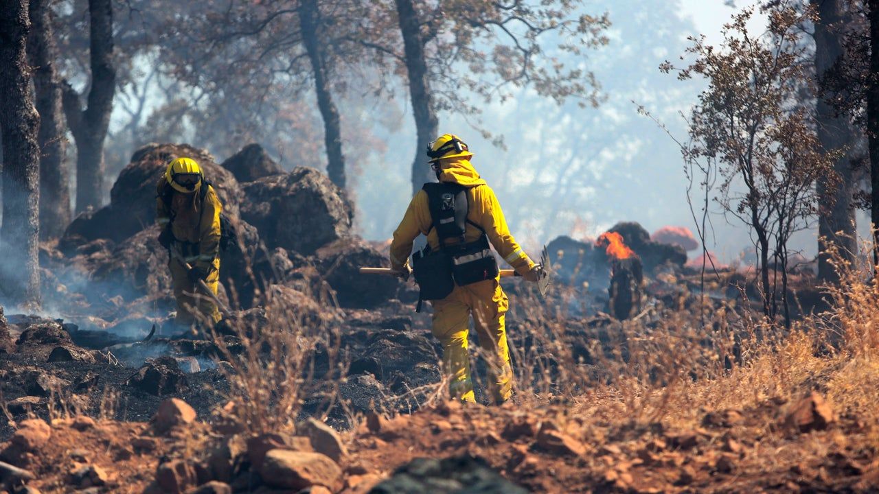 California Firefighters Benefit from Better Conditions, but How Long Will It Last?