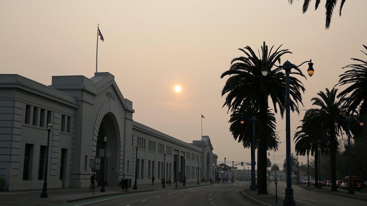 As California Wildfires Death Toll Rises Again, Air Quality Disaster Worsens