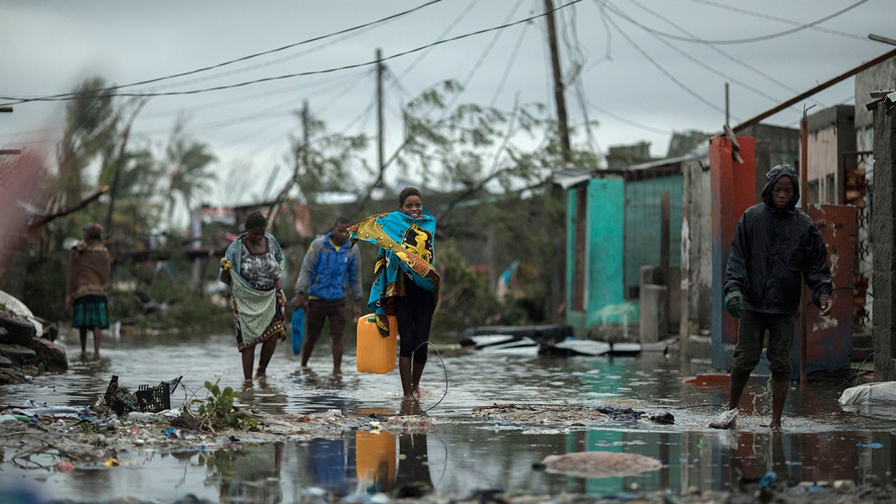 humanitarian crisis continues in mozambique after cyclone