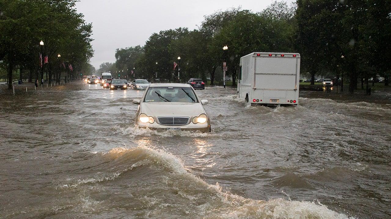Washington D.C. Faces Flash Flood Emergency (PHOTOS)