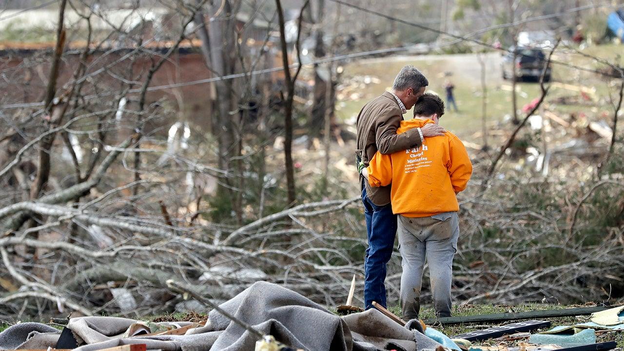Tennessee Tornado Death Toll Rises; Several People Still ...