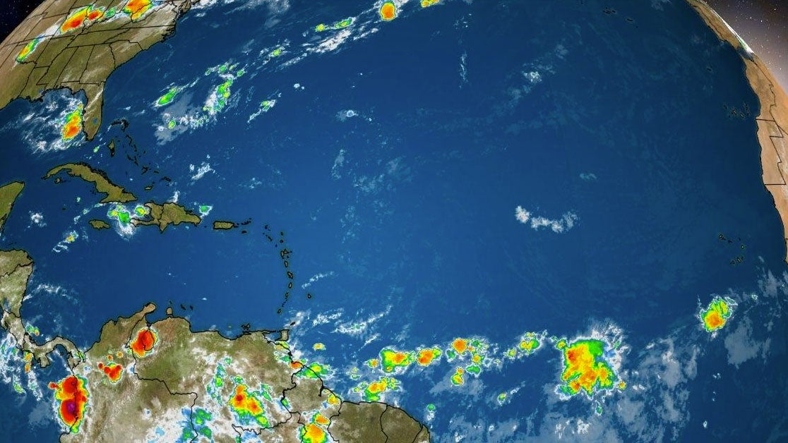 Hurricane Central - weather com