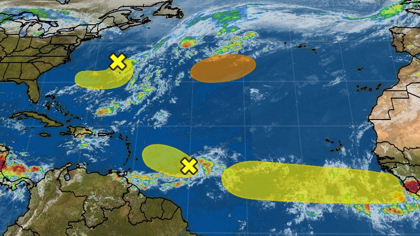After Florence, Tropical Atlantic Basin Calms Down, But Hurricane Season is Far From Over