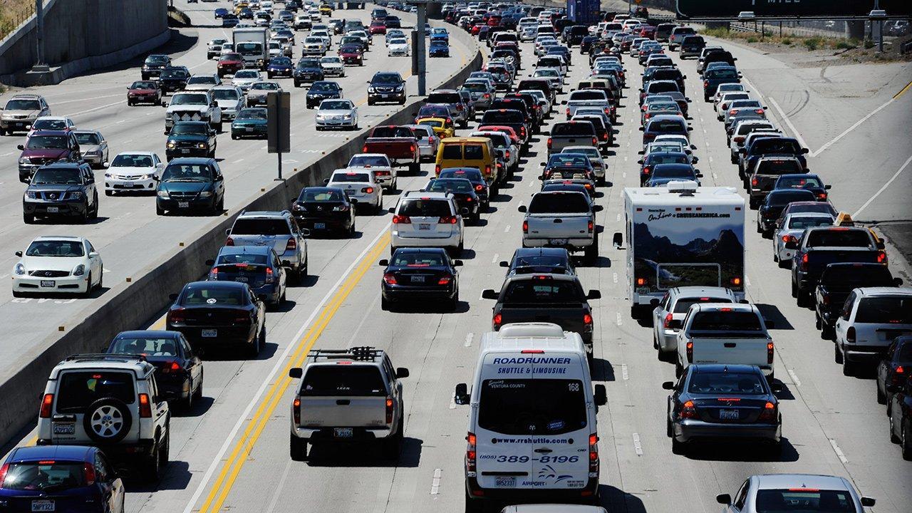 25 Worst Traffic Hotspots in the U.S.