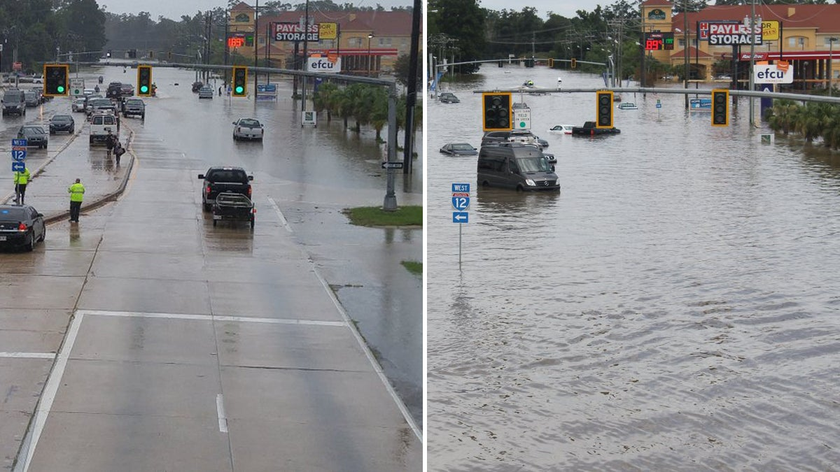 Before and After Photos of Louisiana's Historic Flooding ...