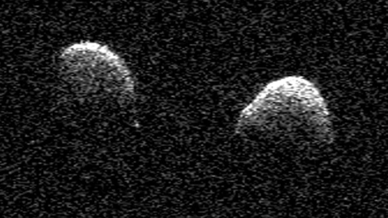 Asteroid Holds Surprise for Astronomers: It's a Double