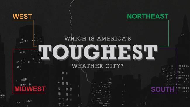 Toughest Weather City Tournament 2013