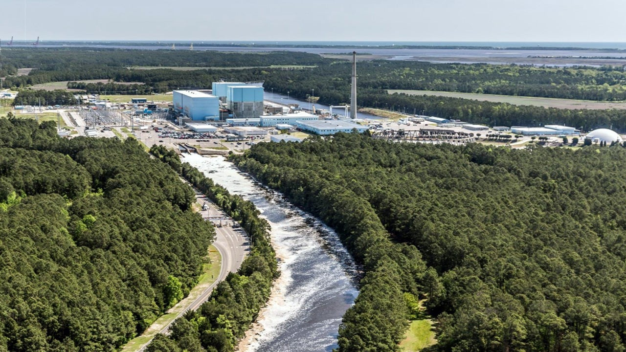 North Carolina Nuclear Power Plant Shuts Down Ahead of Florence; It's One of 9 in the Path of the Storm