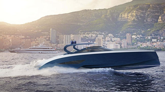 Bugatti's $2.2 Million Boat You Didn't Know You Needed