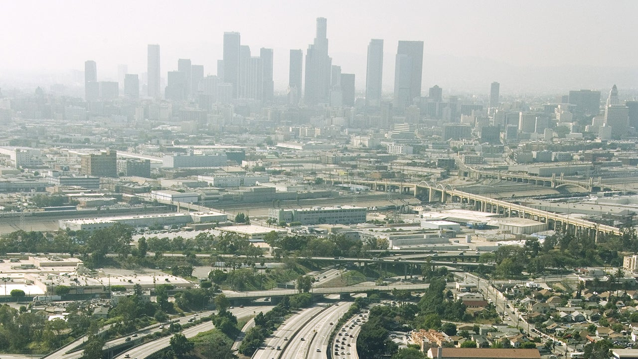 Drastic Drop in California's Cancer-Causing Air Pollution Levels Found