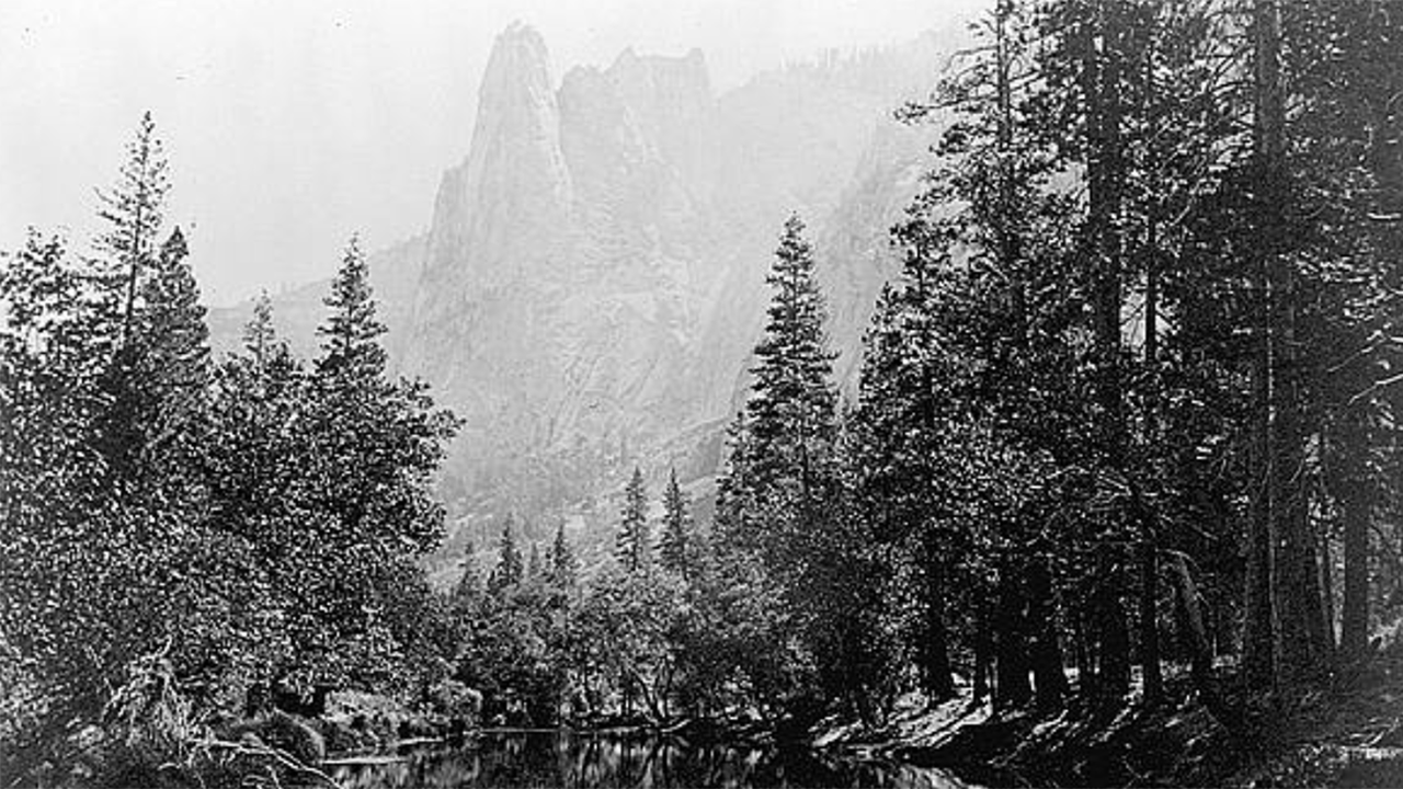 The Photographer Who Saved Yosemite (PHOTOS)